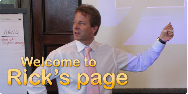 Rick Dahlgren: Welcome to Rick's Page